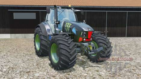 Lamborghini Mach 230 Tier 4i VRT for Farming Simulator 2015