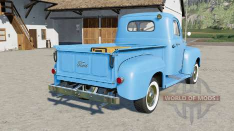 Ford F-1 Flareside 1948 for Farming Simulator 2017