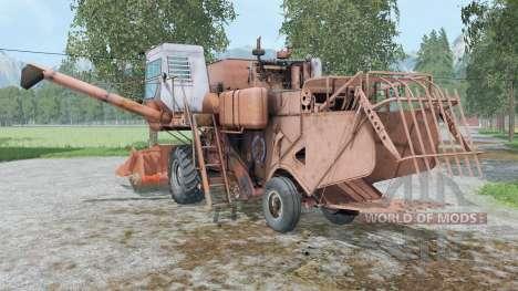SK-5 Niva for Farming Simulator 2015