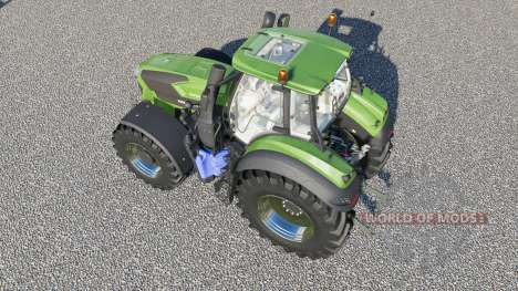 Deutz-Fahr Serie 9 TTV Agrotron for Farming Simulator 2017