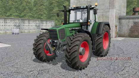 Fendt Favorit 800 Turboshift for Farming Simulator 2017