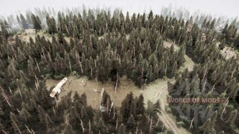 And on the other side for Spintires MudRunner