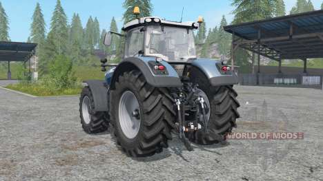 Massey Ferguson 8700 for Farming Simulator 2017