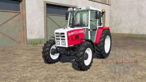 Steyr 8090A Turbo for Farming Simulator 2017