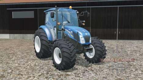 New Holland T4.75 for Farming Simulator 2015