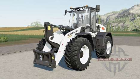 New Holland W190D for Farming Simulator 2017