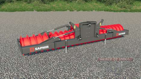 Saphir meadow roller for Farming Simulator 2017