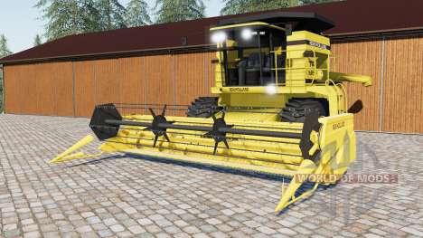 New Holland TR98 for Farming Simulator 2017
