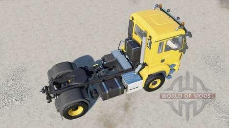 MAN TGS 18.500 for Farming Simulator 2017