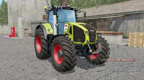 Claas Axion 920 for Farming Simulator 2017