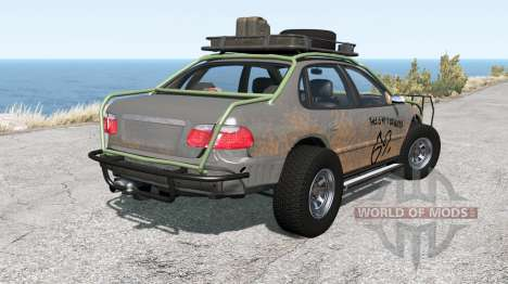 Ibishu Pessima Off-Road v2.3 for BeamNG Drive