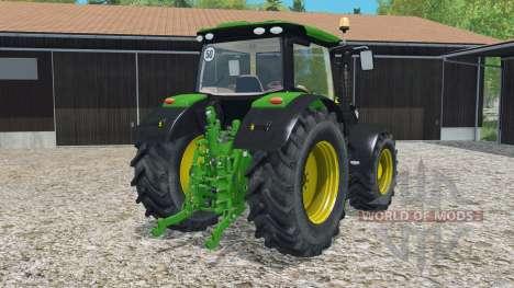 John Deere 6R-series for Farming Simulator 2015