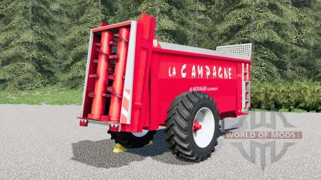 La Campagne EC 12 for Farming Simulator 2017