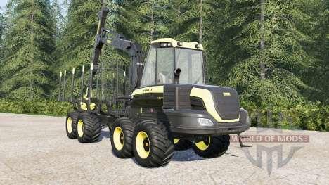 Ponsse Buffalo for Farming Simulator 2017