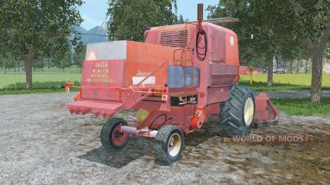 Bizon Super Z056 for Farming Simulator 2015