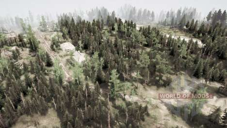 Lake for Spintires MudRunner