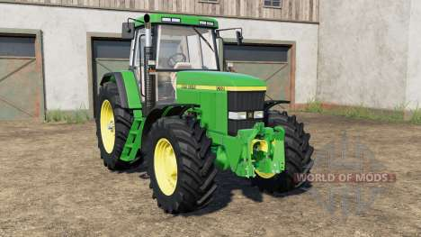 John Deere 7000-series for Farming Simulator 2017