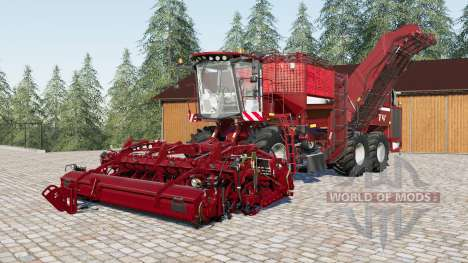 Holmer Terra Dos T4-40 multifruit for Farming Simulator 2017