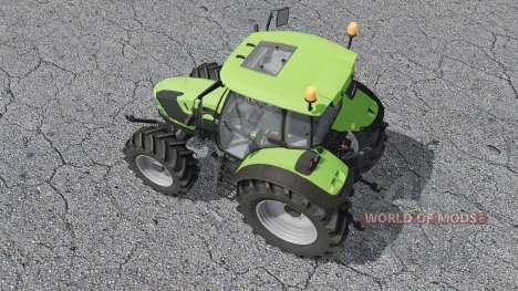 Deutz-Fahr 5110 TTV for Farming Simulator 2017