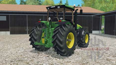 John Deere 8330 for Farming Simulator 2015