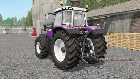 Massey Ferguson 7700-series for Farming Simulator 2017