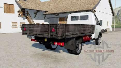 GAZ-3302 GAZelle 2003 for Farming Simulator 2017