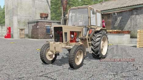 MTZ-80, Belarus for Farming Simulator 2017