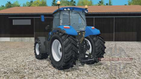 New Holland T5.115 for Farming Simulator 2015