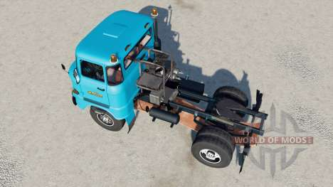 IFA W50 L for Farming Simulator 2017