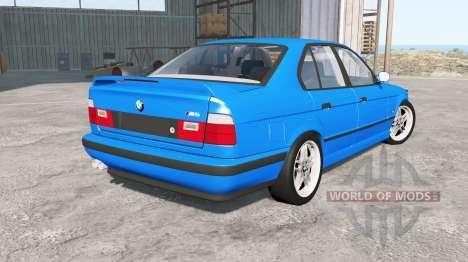 BMW M5 (E34) 1993 for BeamNG Drive