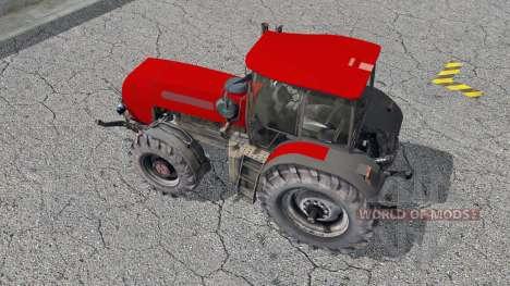 MTZ-2522, Belarus for Farming Simulator 2017