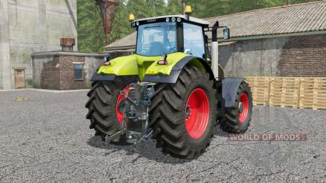 Claas Axion 950 for Farming Simulator 2017