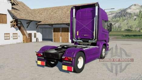 Scania R730 for Farming Simulator 2017
