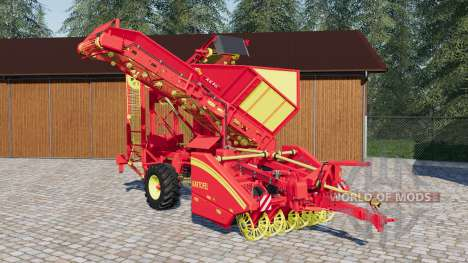 Grimme Rootster 604 Akpil for Farming Simulator 2017