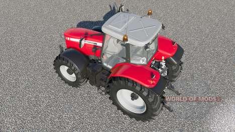 Massey Ferguson 7400-series for Farming Simulator 2017