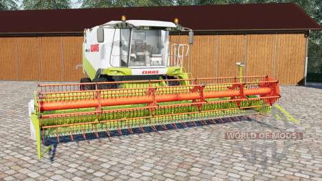 Claas Lexion 500 for Farming Simulator 2017