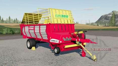 Pottinger EuroBoss 330 T for Farming Simulator 2017