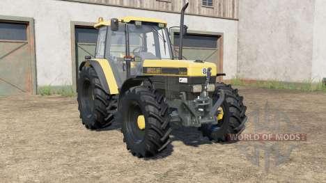 New Holland 8340 for Farming Simulator 2017