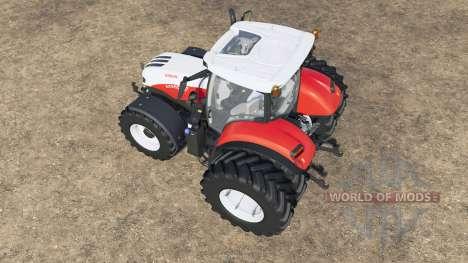 Steyr Profi 4000 CVT for Farming Simulator 2017