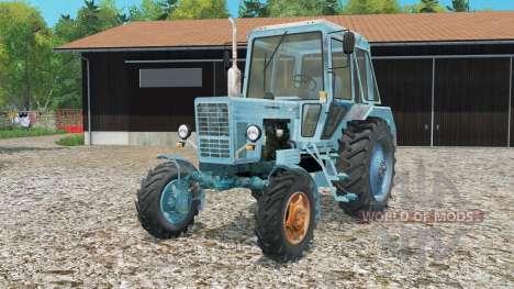 MTZ-82.1 Belarus for Farming Simulator 2015