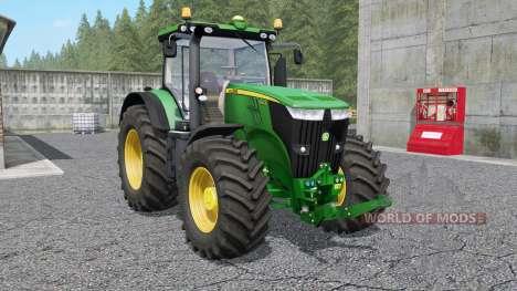 John Deere 7R-series for Farming Simulator 2017