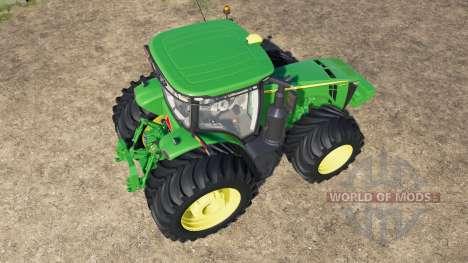 John Deere 8R-series for Farming Simulator 2017