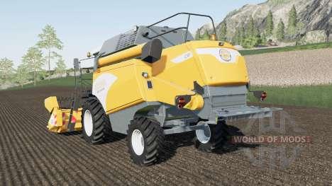 Sampo Rosenlew Comia C6 for Farming Simulator 2017