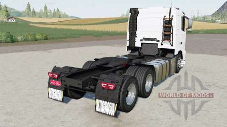 Volvo FH-series 2008 for Farming Simulator 2017