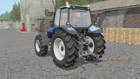 New Holland TS115 for Farming Simulator 2017