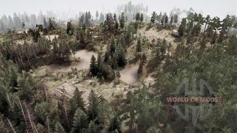 Wilderness for Spintires MudRunner