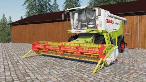 Claas Lexion 500 for Farming Simulator 2017