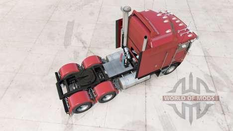 Kenworth K100E for American Truck Simulator