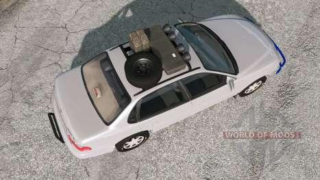 Ibishu Pessima Off-Road v1.5a for BeamNG Drive