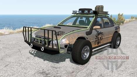 Ibishu Pessima Off-Road v2.3 for BeamNG Drive